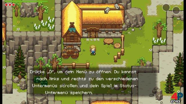 Screenshot - Ocean's Heart (PC)
