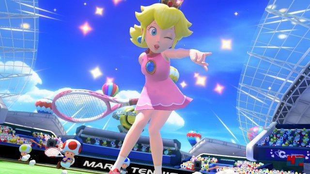 Screenshot - Mario Tennis: Ultra Smash (Wii_U)