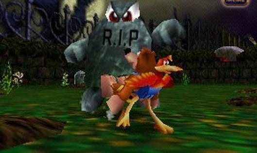 Kazooie<br><br>Ja, Frauen tendieren dazu, eher schwierigere Sidekicks zu sein - ganz besonders, wenn sie mit Eiern um sich schmeißen, mit ihrem harten Schnabel austeilen oder sich gar in einen Feuer speienden Drachen verwandeln können! All das und mehr kann Kazooie, der praktische Rucksackvogel und die bessere Hälfte von Bär Banjo, die zusammen im Jahre 1998 das Heldenduo eines der besten N64-Spiele bildeten. Die rotgefiederte Labertasche war immer für einen zynischen Kommentar gut, und legte sich oft und gerne mit Nebenfiguren wie dem kurzsichtigen Maulwurf Bottles an. Aber sie hatte den Rhythmus im Blut, Baby! Und nützlich war sie auch. 1712917