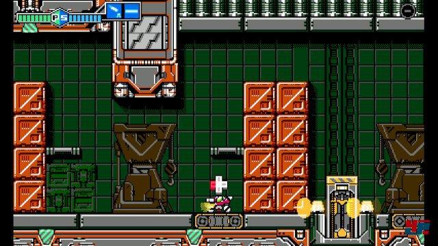 Screenshot - Blaster Master Zero (Switch)