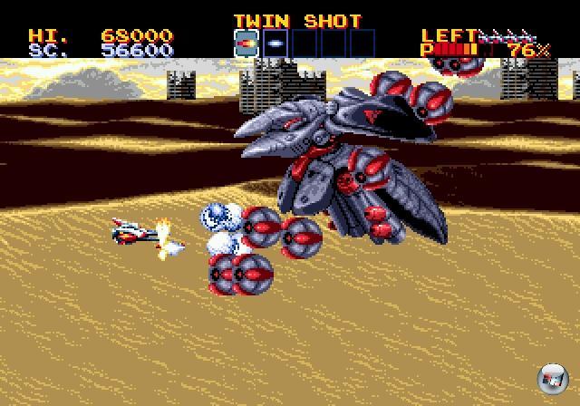 <br><br>...Thunder Force 4 (1992) - bis heute eines der besten Horizontal-Shoot-em-Ups... 1876088