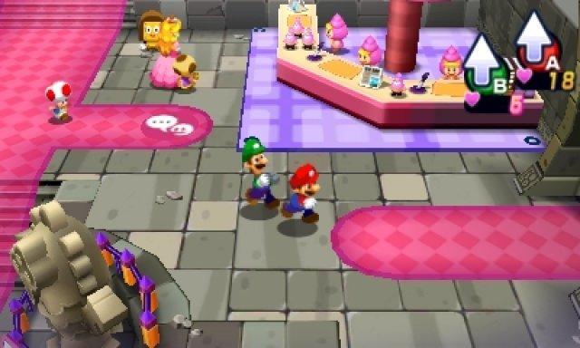 Screenshot - Mario & Luigi: Dream Team Bros. (3DS) 92462437