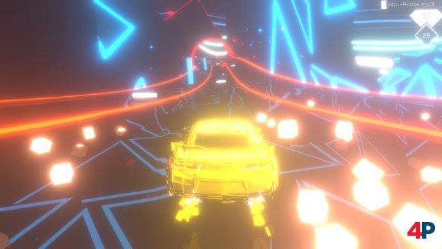 Screenshot - Music Racer (PS4) 92606561