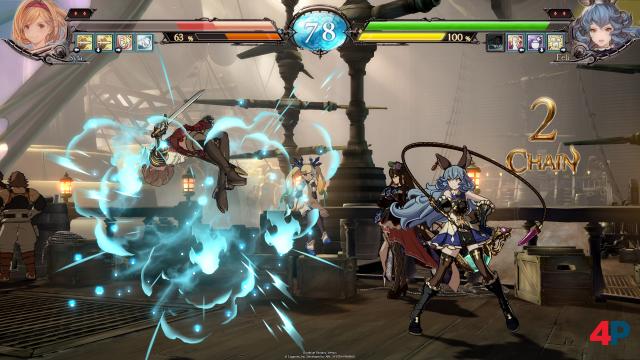 Screenshot - Granblue Fantasy: Versus (PS4) 92610218