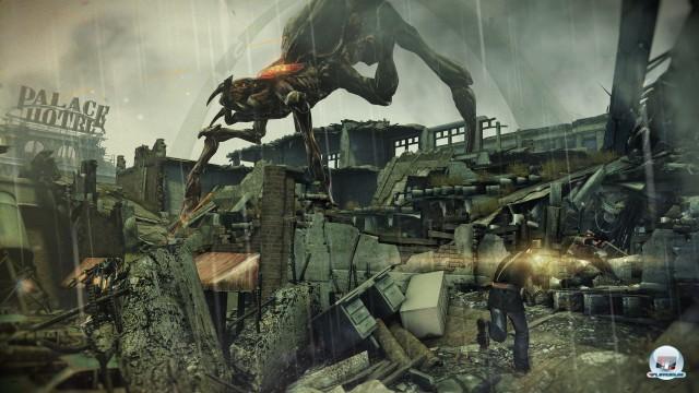 Screenshot - Resistance 3 (PlayStation3) 2227977