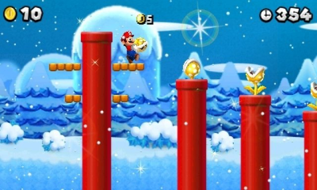 Screenshot - New Super Mario Bros. 2 (3DS) 2373567