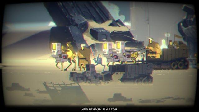 Screenshot - Narita Boy (PS4) 92639002