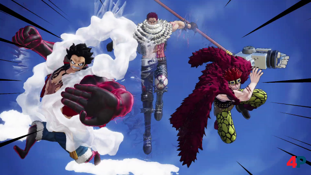 Screenshot - One Piece: Pirate Warriors 4 (PS4) 92610775