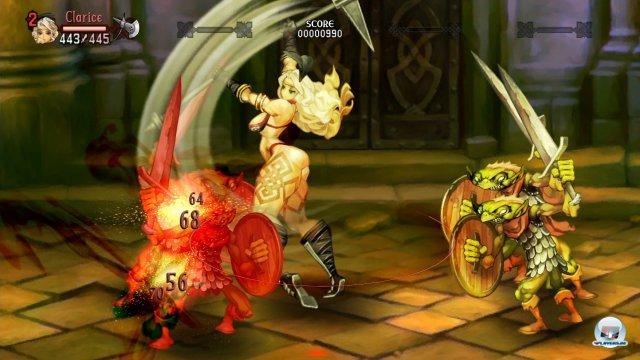 Screenshot - Dragon's Crown (PlayStation3) 92460630