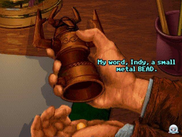 Screenshot - Indiana Jones and the Fate of Atlantis (PC) 2283472