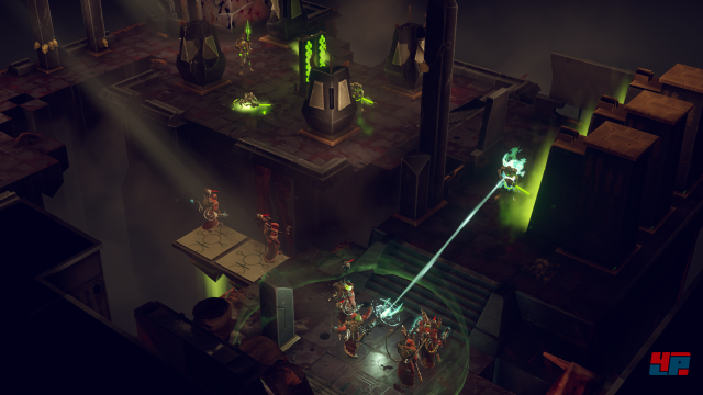 Screenshot - Warhammer 40.000: Mechanicus (Linux) 92579884
