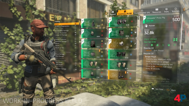 Screenshot - The Division 2 (PC)