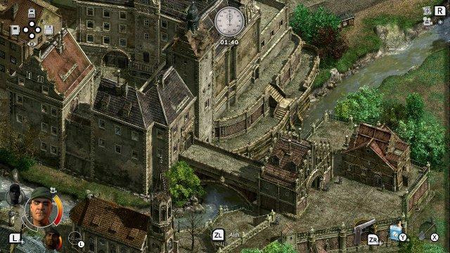 Screenshot - Commandos 2 (Switch)
