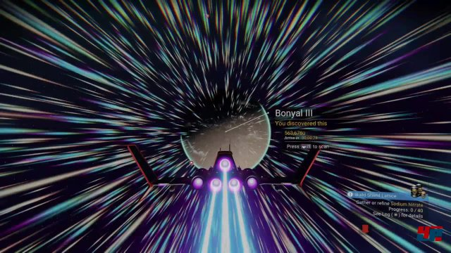 Screenshot - No Man's Sky (XboxOneX)