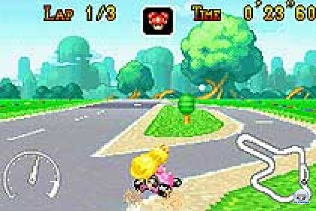 Screenshot - Mario Kart Super Circuit (GBA) 2370027