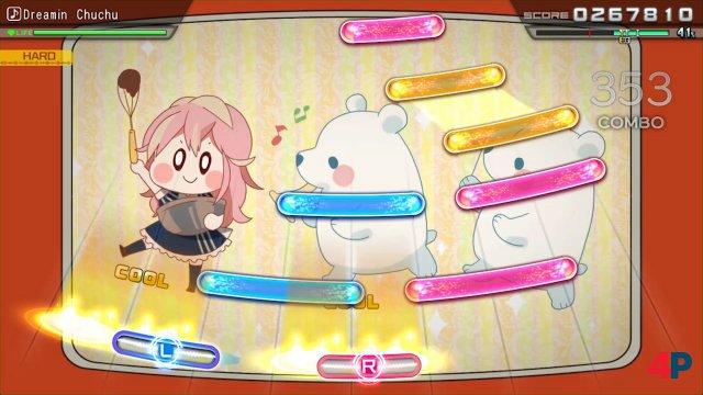 Screenshot - Hatsune Miku: Project DIVA Mega Mix (Switch)