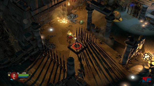 Screenshot - Lara Croft und der Tempel des Osiris (PC) 92496305