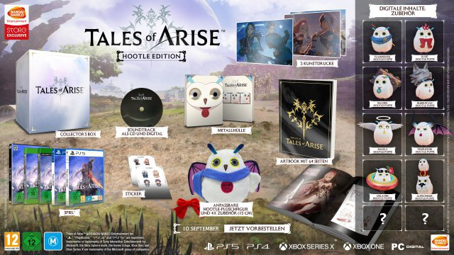 Screenshot - Tales of Arise (PC, PS4, PlayStation5, One, XboxSeriesX)