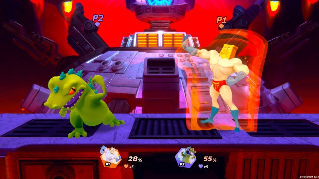 Screenshot - Nickelodeon All-Star Brawl (PC)