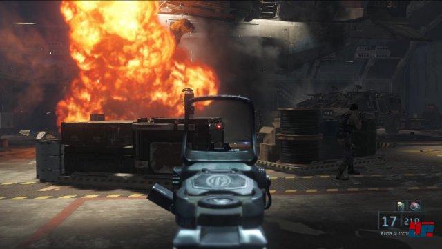 Nicht mehr zeitgemäß: Auf einer noch halbwegs aktuellen Karte wie der GeForce GTX 770 sinkt die Kulisse weit unter PS4-Niveau, wenn man noch flüssig spielen möchte.