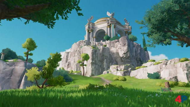 Screenshot - Gods & Monsters (PC)