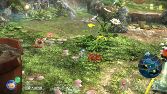 Screenshot - Pikmin 3 (Switch) 92627136
