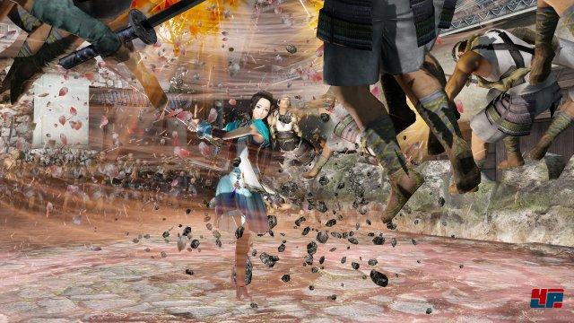 Screenshot - Samurai Warriors 4 (PlayStation4) 92492926