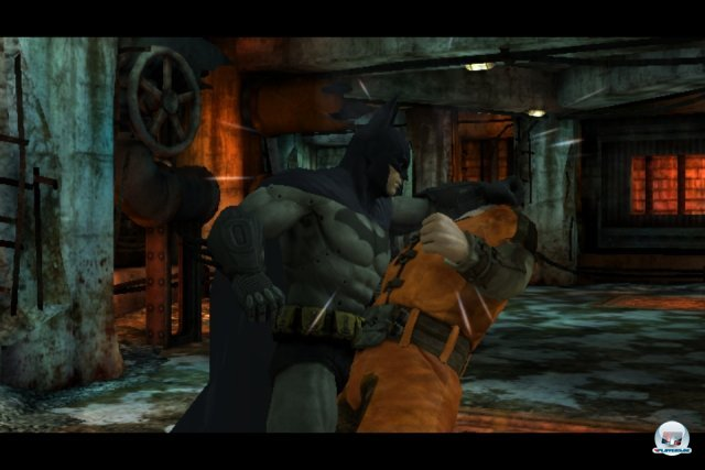 Screenshot - Batman: Arkham City Lockdown (iPhone) 2298432