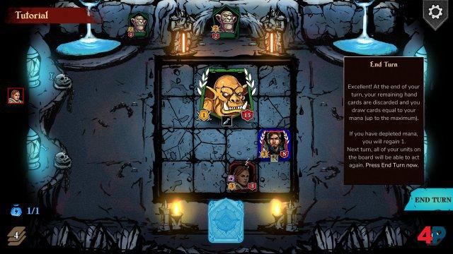 Screenshot - Spellsword Cards: DungeonTop (PC)