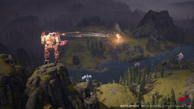 Screenshot - BattleTech (PC) 92546997
