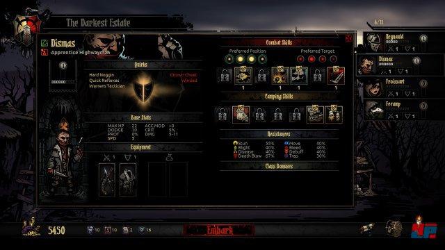 Screenshot - Darkest Dungeon (PC) 92499004