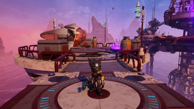 Screenshot - Ratchet & Clank: Rift Apart (PlayStation5) 92643508
