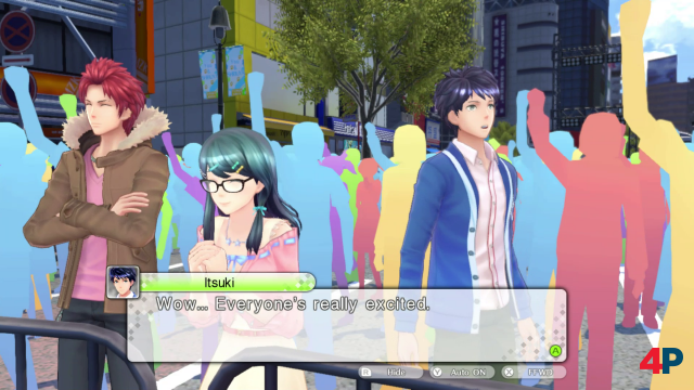 Screenshot - Tokyo Mirage Sessions #FE (Switch) 92604265