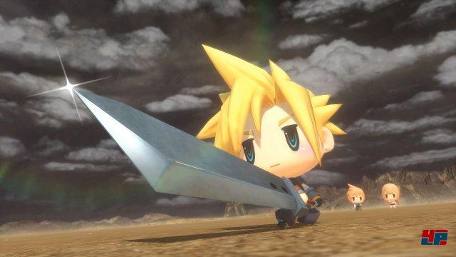 Screenshot - World of Final Fantasy (PlayStation4) 92507744