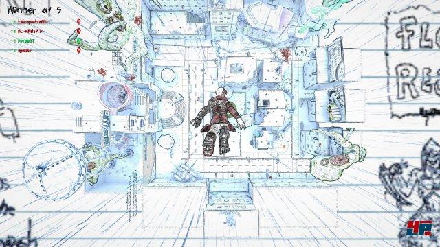 Screenshot - Drawn to Death (PS4) 92544156