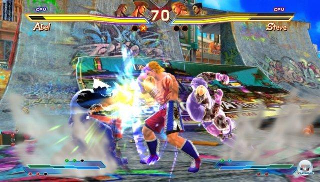 Screenshot - Street Fighter X Tekken (PS_Vita) 92404832