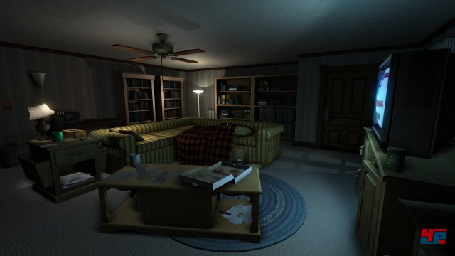 Screenshot - Gone Home (PlayStation4) 92520230