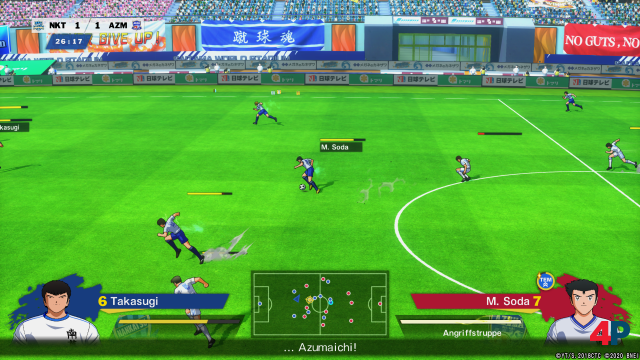 Screenshot - Captain Tsubasa: Rise of New Champions (PS4) 92622574