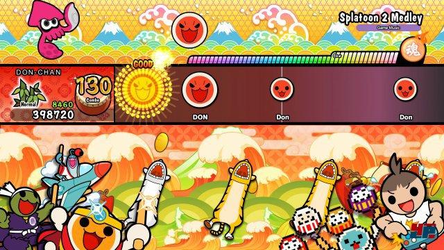 Screenshot - Taiko no Tatsujin: Drum 'n' Fun! (Switch) 92570320