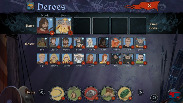 Screenshot - The Banner Saga 2 (PC) 92524972