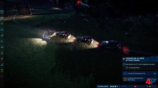 Screenshot - Jurassic World Evolution: Return to Jurassic Park (PC) 92603284