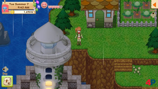 Screenshot - Harvest Moon: Light of Hope (PS4)