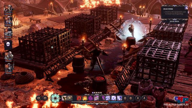 Screenshot - Divinity: Fallen Heroes (PC)