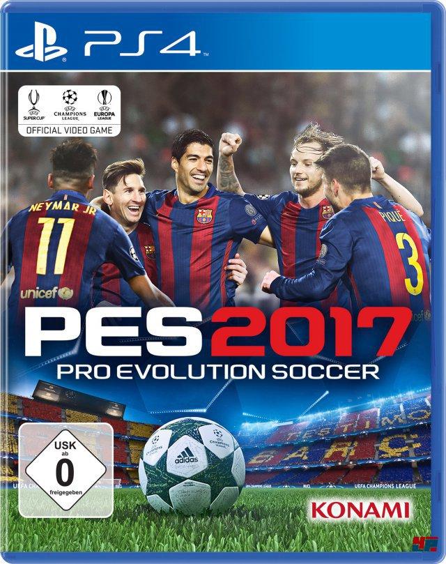 Screenshot - Pro Evolution Soccer 2017 (PC) 92529976