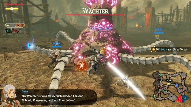 Screenshot - Hyrule Warriors: Zeit der Verheerung (Switch) 92629172