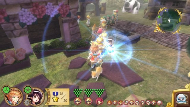Screenshot - New Little King's Story  (PS_Vita) 2375222