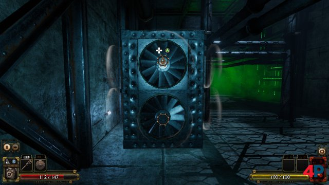 Screenshot - Vaporum: Lockdown (PC) 92624595