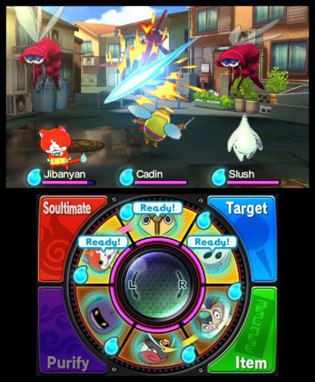 Screenshot - Yo-Kai Watch (3DS) 92507483