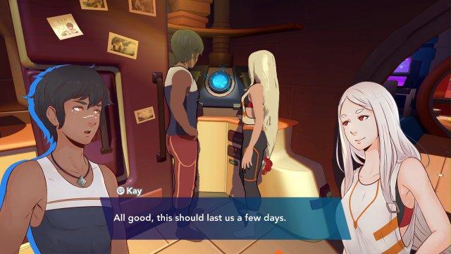 Screenshot - Haven (PlayStation5)