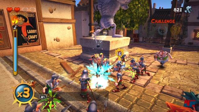 Screenshot - Asterix & Obelix XXL 2: Mission Las Vegum (PS4)